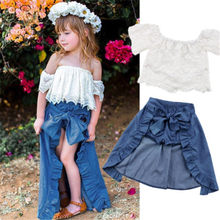 23a0290019dd4 Popular Baby Girl Party Skirt and Blouse-Buy Cheap Baby Girl Party ...