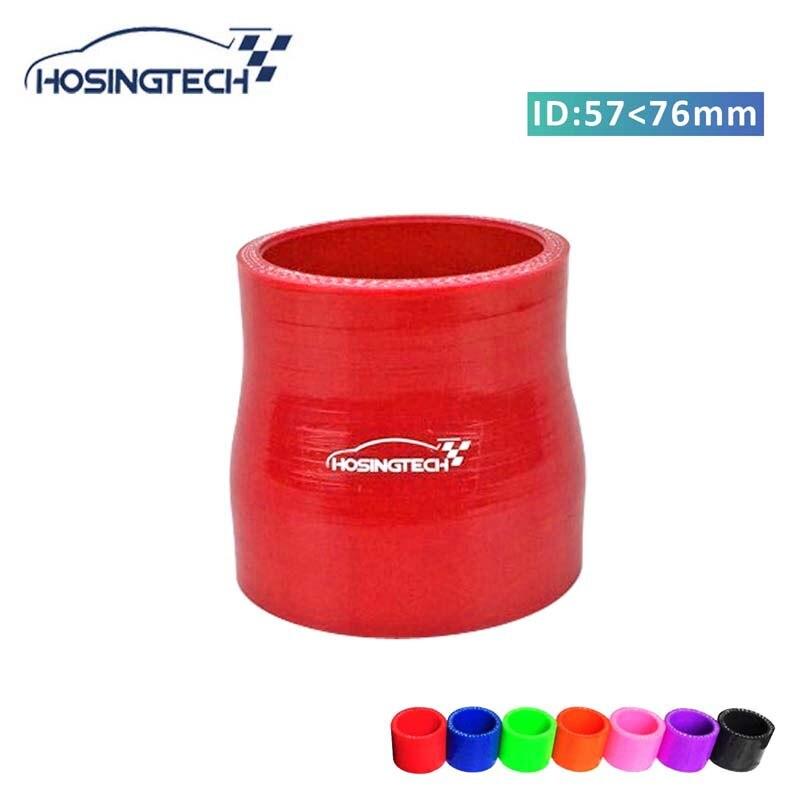 HOSINGTECH-prix usine universal 76mm à 57mm 3 à 2.25 straight réducteur de  silicone automobile tuyau 0b272e6eddf