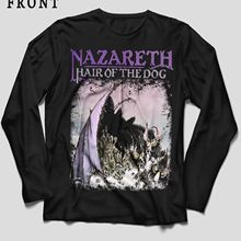 222142f69767be Buy nazareth band shirt and get free shipping on AliExpress.com