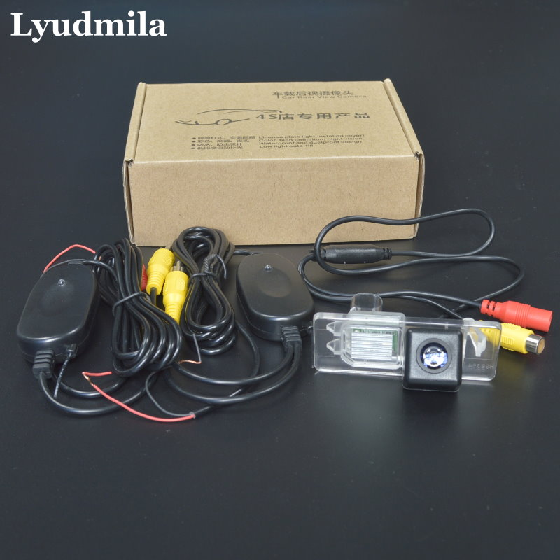 Wireless Camera For Land Rover Discovery Sport For Jaguar XE XF XFL F PACE 2016 Car Rear view Camera / Back up Reverse Camera|rear view camera|car rear reverse camera|install reversing camera - title=