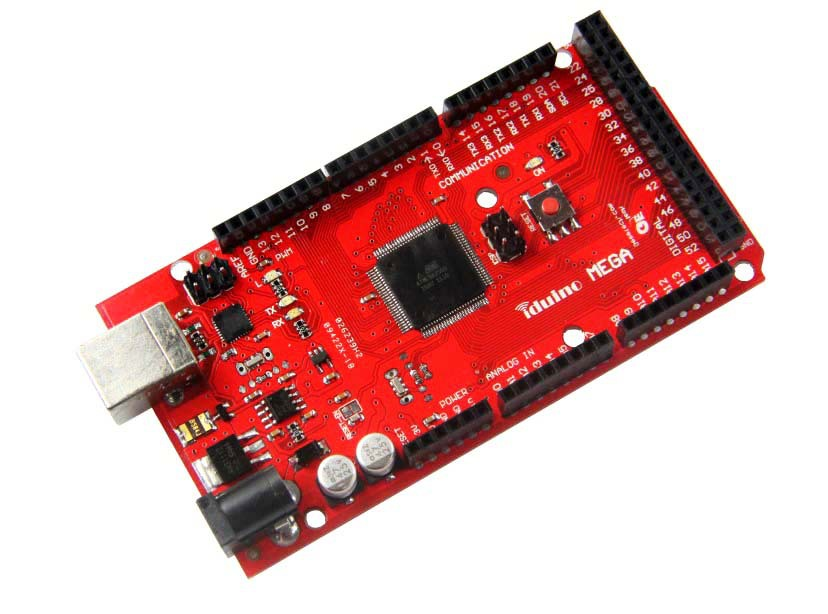 3 D printer accessory Iduino compatible main control panel development board Clock Speed 16MHz Analog Input Pins 16 top quality