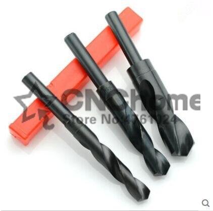 1Pcs 12mm-40mm 1/2 inch Dia Reduced Shank HSS Twist Drill Bit (12/13/14/15/16/17/18/19/20/21/22/23/24/25/26/28/30/32/35/38/40mm)