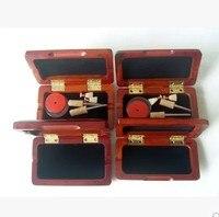 2016 Chinese folk instrumentos Monopoly caja de caoba del envío gratis suona silbido / suona caja de láminas / caja suona accesorios