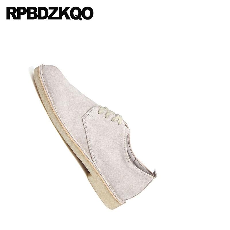 De Luxe Cuir Chaussures Populaire Qualité Lacent Beige Italien Oxford Haute Britannique Daim Peau Hommes Robe kaki Vache tan Italie Nubuck Blanc Style wIx5qtPv