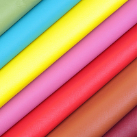 100 138cm Cross Pattern PVC Leather Fabric Furniture Faux Leather Fabric Album Book Decoration DIY Bags