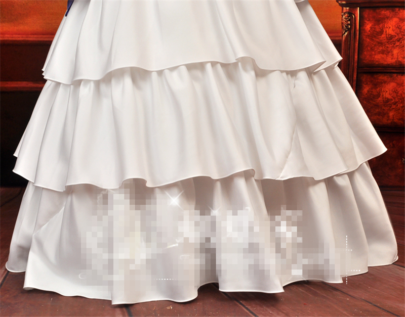 New Anime Cos Chobits Chi Light Purple And White Color Dress Cosplay  Costume Birthday Party Dress Custom Made on Aliexpress.com  b04d3635e5ad