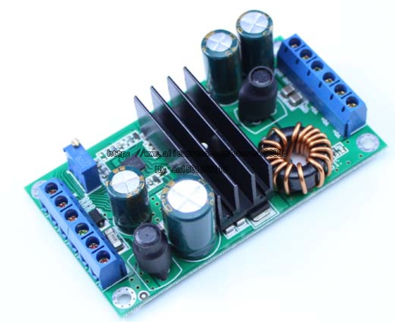 5-32V LTC3780 Auto Voltage Regulation Module Vehicle Power Supply Regulator 10966 - RC Hobby Warehouse store