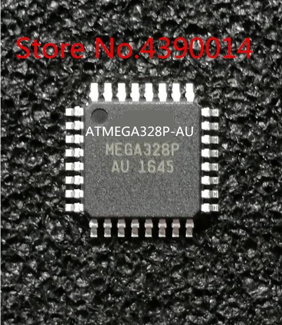 10pcs/lot ATMEGA328P ATMEGA328P AU QFP32 ATMEGA328P PU DIP28