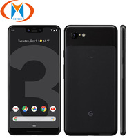 New Original Google Pixel 3 XL 128GB Mobile Phone 6.3 Snapdragon 845 4GB RAM 64GB ROM Android 9.0 NFC Fingerprint Smartphone