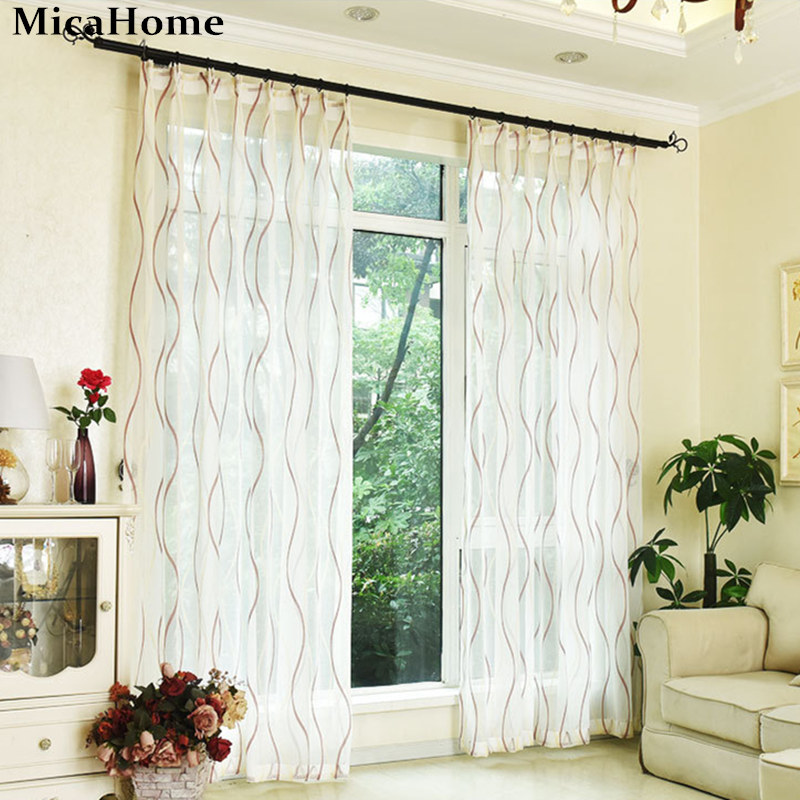 High Quality Sheer Cafe Curtains Promotion-Shop for High Quality - cafe curtains for living room
