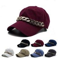 2018 Fashion Men Women Unisex 100% cotton Baseball Cap Casual high quality Cotton Adjustable Hat Solid Color Sun Visor Snapback