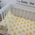 De alta Calidad de Doble Cara 100% del algodón del bebé funda de almohada Almohada Individual Almohada Cubierta Multicolor Funda de Almohada 30X50 cm