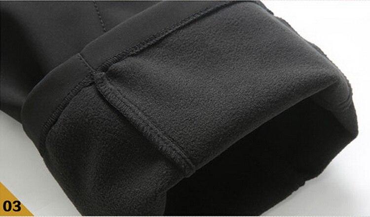 HTB1Y . nbGYBuNjy0Foq6AiBFXap Stretch Waterproof Pants Men Casual Winter Thick Warm Fleece Shark Skin Trousers Male Windbreaker Sweatpants Mens Tactical Pants