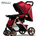 Le treasure baby stroller light folding shock bb baby two-way child baby car