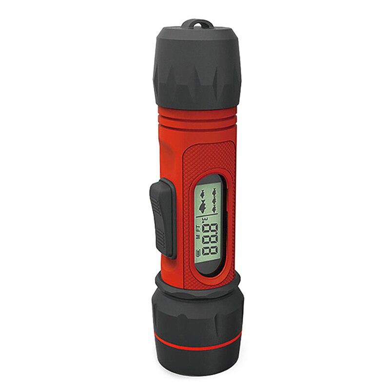 Sonar Portable détecteur de poisson poignée numérique écho sondeur étanche Sonar capteur 0.8-90 M profondeur glace pêche sondeur