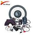 IMotor набор для преобразования электрического велосипеда с батареей, бесщеточный мотор-концентратор, контроллер колеса двигателя для велоси...
