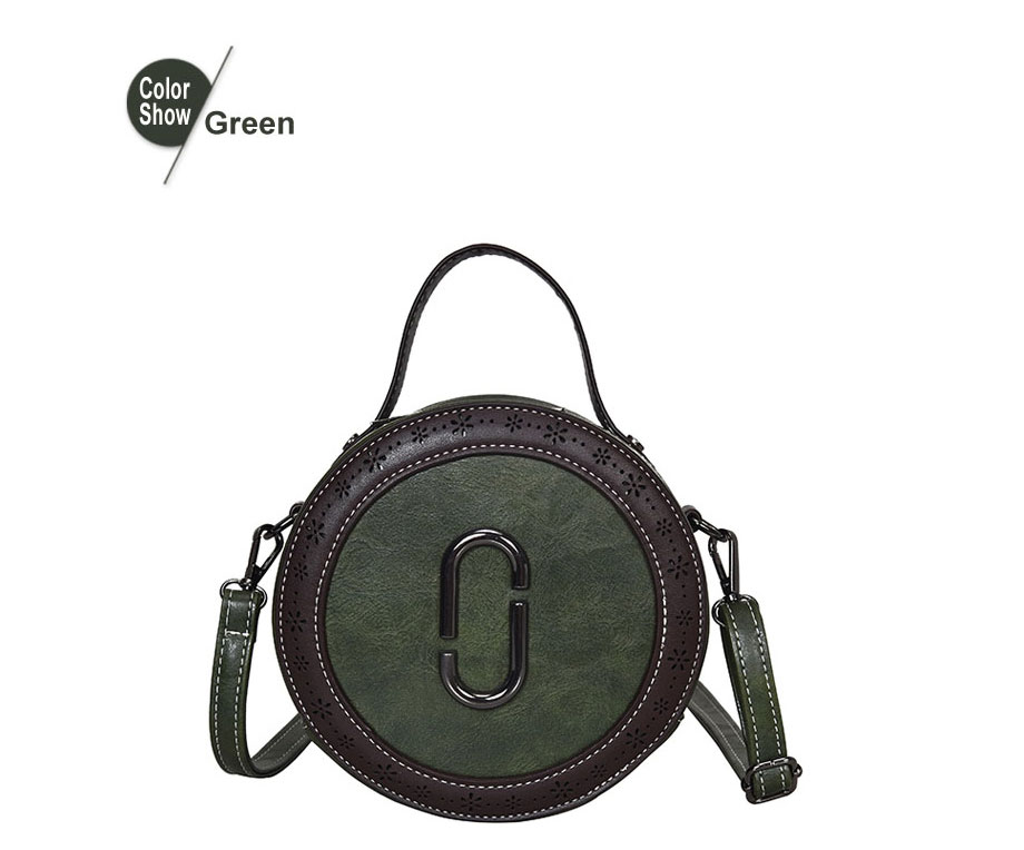 Famous Small Round Shoulder Bags Designer Mini Clutch Purses Diamond Lattice Chain Messenger Bags Wide Camera Bag