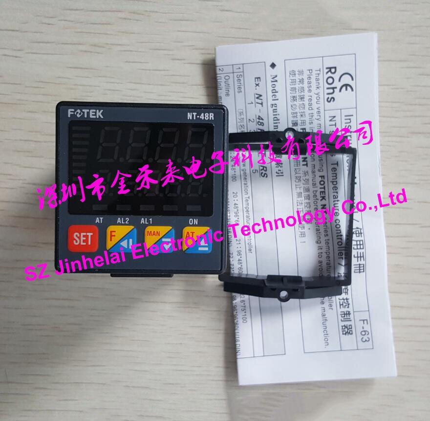 100% Authentic original FOTEK Temperature controller  NT 48R-in Power Tool Accessories from Tools    2