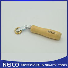 Free Shipping High Quality 6mm Brass Penny Roller With Ball Bearing