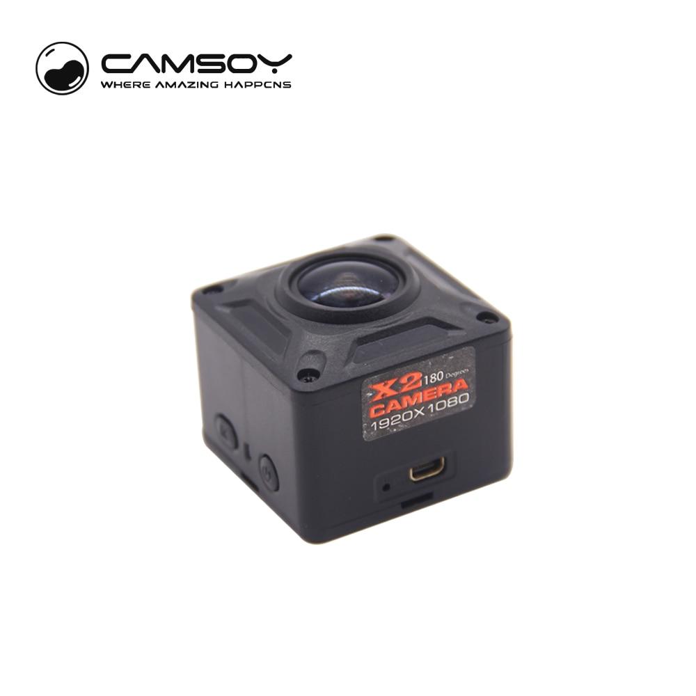 X2 Mini DV Camera Full HD 1080P Micro Camera Draagbare Mini Camera - Camera en foto - Foto 2