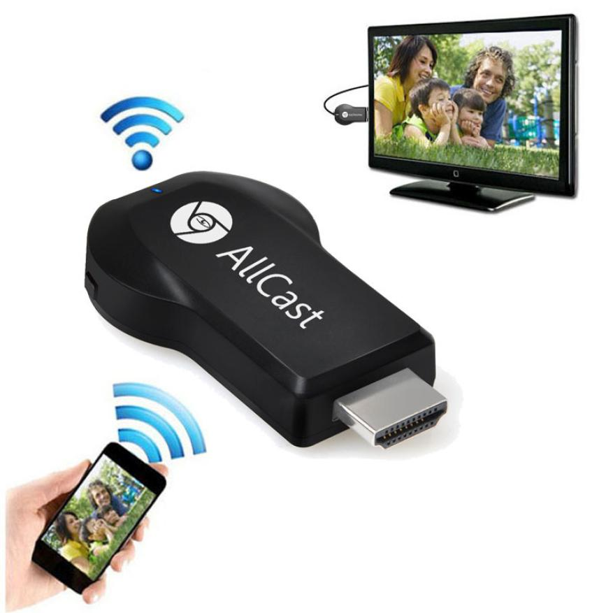Carprie Heim-audio Video Ausrüstungen Tv Stick Allcast Wifi Display Hdmi 1080 P Tv Dongle Empfänger Passt Smartphone Laptop Tv Lx D29 üBerlegene Leistung Tv-stick Heim-audio & Video