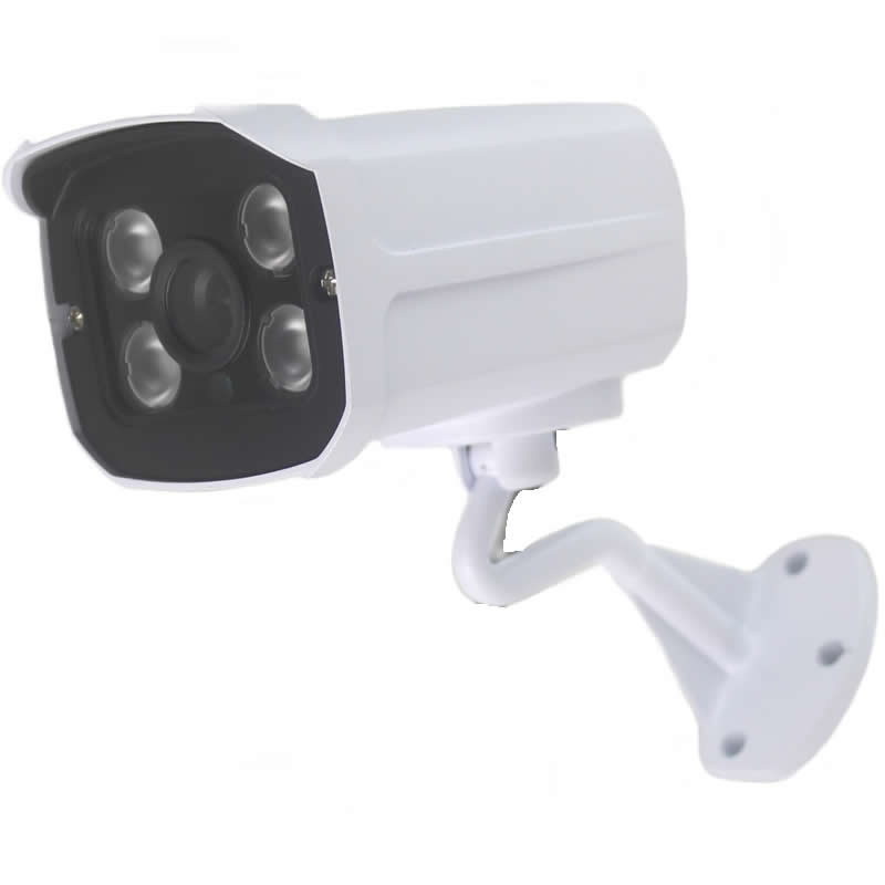 IR cctv cameras Outdoor Waterproof 3.6mm 720p 1.0MP HD ip bullet H264 small ip camera Network IP Security Camera outside Monitor wistino cctv camera metal housing outdoor use waterproof bullet casing for ip camera hot sale white color cover case