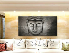 Buda Buddha painting Zen Buddha Canvas Wall Art Modern Contemporary Abstract Painting Hand Painted Buda 12