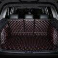 Esteras tronco de coche especial para todos los modelos de BMW e30 e34 e36 e39 e46 e60 e90 f30 f10 x3 x5 x6 Personalizada accesorios para el coche auto styling