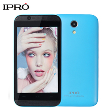 IPRO WAVE 4.0 Smartphone MTK6572 Dual Core RAM 512M ROM 4G Celular Android 4.4 Unlocked Cellphone with WIFI GPS Christmas Gift