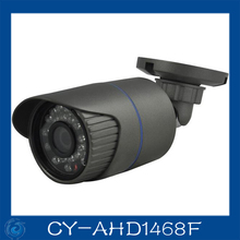 1/3 CMOS 24pcs led Waterproof aviation connector IP66 AHD1080P car cctv camera.CY-AHD1468F