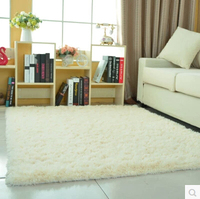 2016 Design Carpets For Sale Long Plush Shaggy Soft Carpet Area Rug Slip Resistant Door Floor
