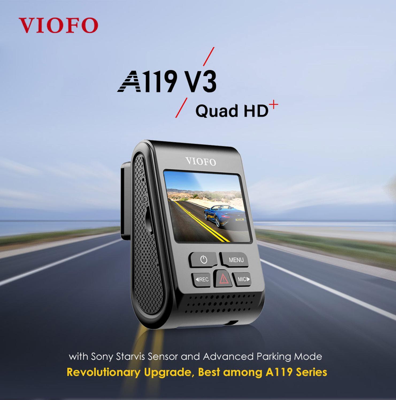 видеорегистратор viofo a119
