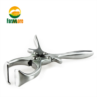 Stainless Steel Without Blood Pig Sheep Castration Clamp Castration Tool Cutters