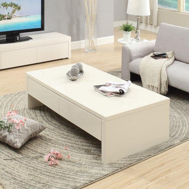 woonkamer koffietafel tv kast moderne minimalistische creatieve