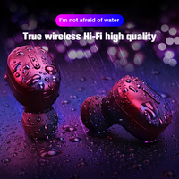Mini T1 TWS 5.0 Bluetooth Earphone Wireless Earbuds Wireless Bluetooth Headphone Headset For iPhone Xiaomi With Mic Charging Box