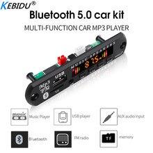 Decoder-Board Audio-Module Bluetooth Tf-Radio FM Wireless DC 5V Kebidu 12v Mp3 WMA USB
