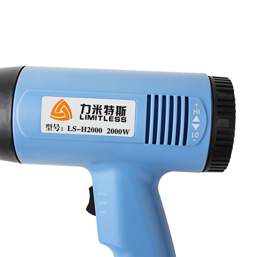 ES profesionalus kištukas - 2000W kintamosios srovės 220 V 60 ~ 650 - Elektriniai įrankiai - Nuotrauka 5