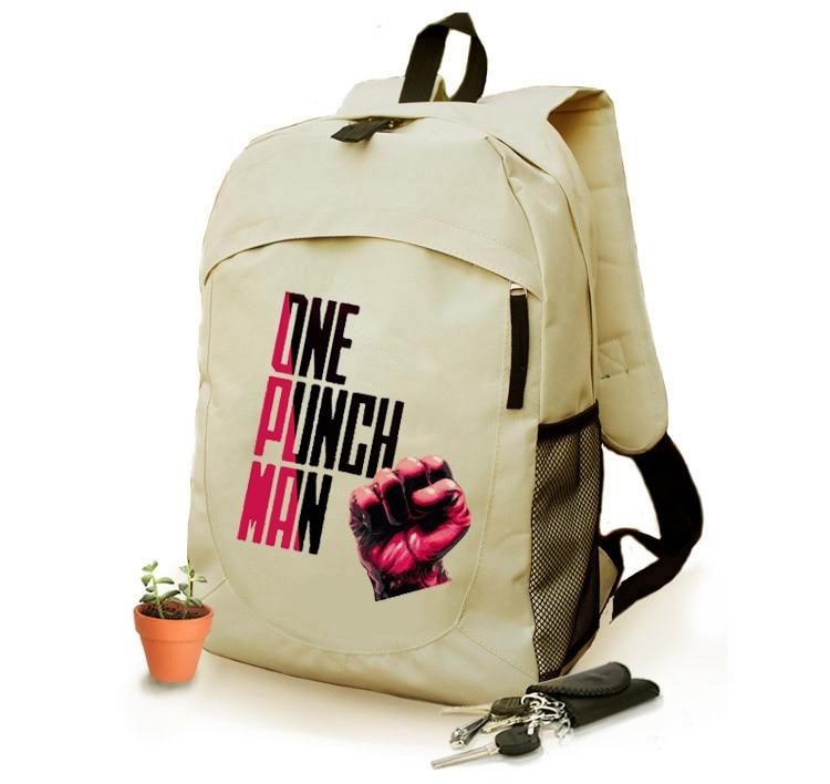 Anime ONE PUNCH-MAN Cosplay Zaino pack borsa da viaggio anime periferico studente regalo di compleannoAnime ONE PUNCH-MAN Cosplay Zaino pack borsa da viaggio anime periferico studente regalo di compleanno