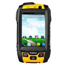RugGear RG500 Unlocked rugged waterproof Smart phone Yellow