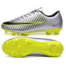 Football boots superfly original 2016 children Boys kids sneakers adult football shoe Unisex soccer cleats sport shoes(China)