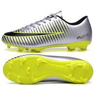 Football Boots Superfly Original 2016 Children Boys Kids Sneakers Adult Football Shoe Unisex Soccer Cleats Sport