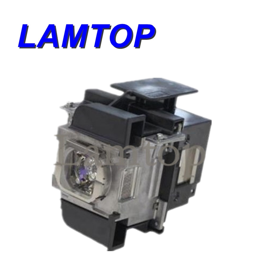 Free shipping  Lamtop projector bulb with housing ET-LAA410  fit For   PT-AT6000   PT-AT6000E compatible projector bulb free shipping projector lamp et laf100a for pt fx400 pt f300 pt px760 pt px860 pt px960 with housing