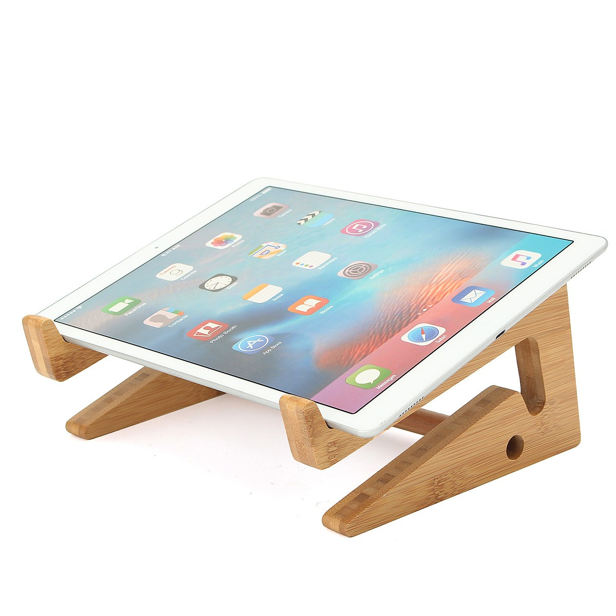Detachable Laptop Desk Laptop Stand Wooden Holder Mount For Macbook Tablet  PC Notebook Portable Lapdesks With Cooling Function In Lapdesks From  Computer ...