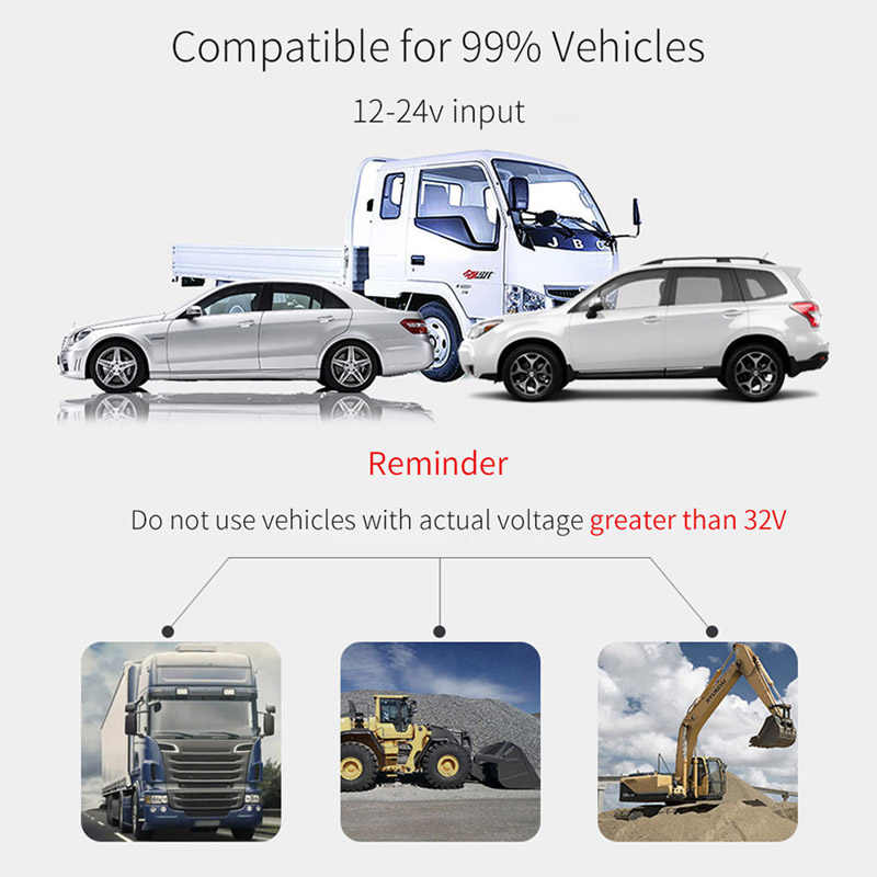 Rosinop 3A USB cargador سريع شاحن LED شاحن سيارة آيفون باد سامسونج هواوي شاومي يو اس بي أصلي محول سيارة sarj aleti