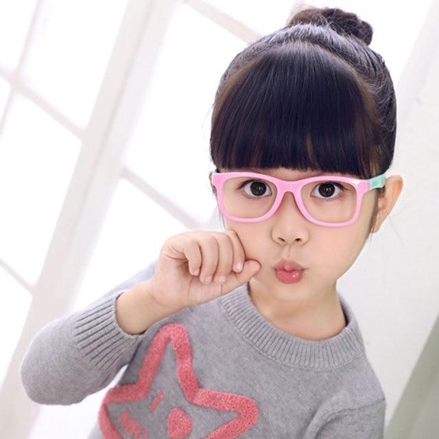 M802 Meninas Óculos de Armação de Óculos de Prescrição Óptica Óculos Óculos  Moda Elegante Vidros do 468aad0560