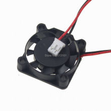 10PCS/Lot Free Shipping GDT 2507S DC cooling fan 2pin 12V 25mm 2.5CM 25x25x7mm Mini dc cooling fan