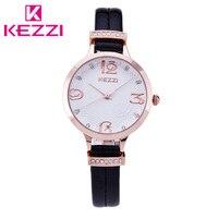 KEZZI K 1263 Brand Fashion Women Analog Wristwatch Luxury Brand Quartz Watch Relogio Feminino Gift KZ02