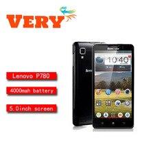 Lenovo P780 5 дюймов MTK6589 4 ядра 1.2 ГГц 8.0MP Bluetooth WI-FI GPS 4000 мАч Многоязычная Смартфон Android телефон