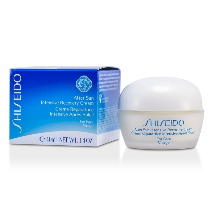 Shiseido - After Sun Intensive Recovery Cream (For Face) network recovery