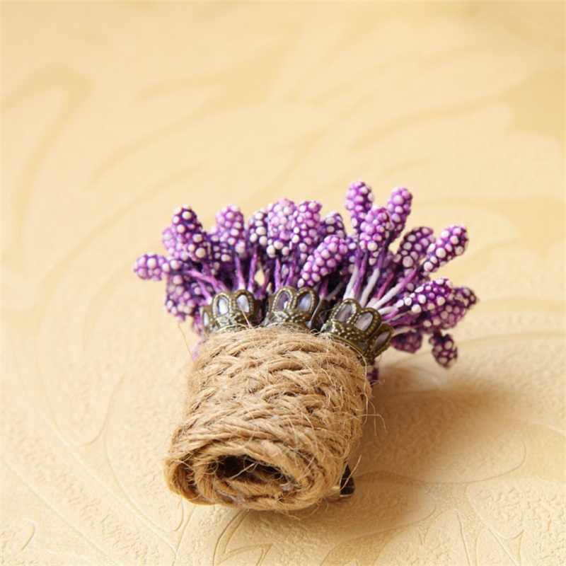 YiYaoFa Victorian Lavender เข็มกลัด Handmade VINTAGE Gothic เครื่องประดับอุปกรณ์เสริมของขวัญน่ารัก Corsage YBR-37